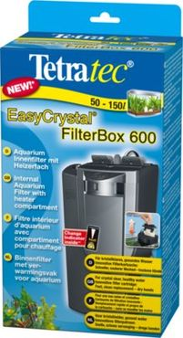 Tetratec EASY CRYSTAL 600 FILTER AKV. 50-150L