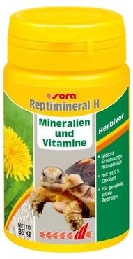 Sera Reptilmineral H 100ml